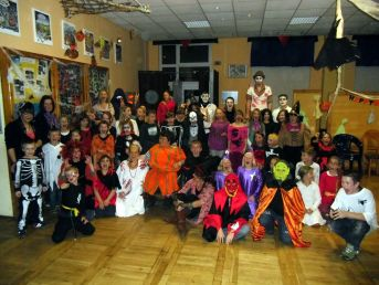 Traditionelle Halloween-Party im AWO Freizeitladen