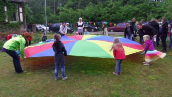 "Erstes Kinder-Sommerfest in AWO Kita ""Nuthewichtel"""